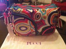 Authentic Designer Emilio Pucci Handbag