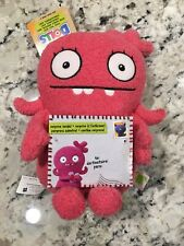 "UglyDolls yours truly MOXY  Stuffed Plush Toy, 9 "" inches tall new 2019"