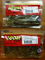 Lot of 24 ct Zoom Watermelon Red Magic Ultravibe Speed Craw