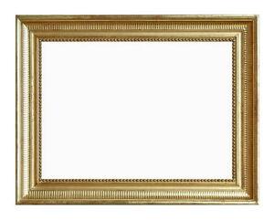 Antique Frame, Germany,  original 19th century  around 1880  (# 0769)