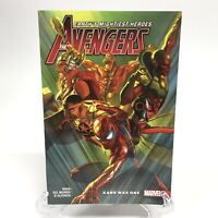 Avengers Unleashed Vol 1 Kang War One Marvel Comics TPB Paperback NEW Vision