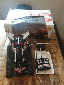 Vintage RC car. Nikko Tread Machine. Boxed With Instructions.