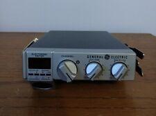 Vintage Ge Digital Led Cb Radio With Mic, Book & Mount #3-5806A