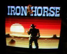 IRON HORSE - Konami Arcade - LOGIC PCB - Working 100% - RARE - not Jamma