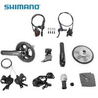 Shimano 2018 Deore M6000 MTB Groupset Bike Group Hydraulic Brake 2/3x10s 11-42t