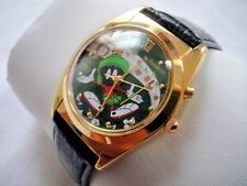 Vintage Marvin The Martian Looney Tunes Musical Armitron Watch RARE