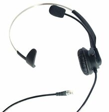 New T400 Headset For Polycom SoundPoint Ip Phone Series 430 450 550 670
