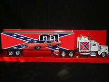 Dukes of Hazzard General Lee Custom Kenworth W900 Truck 1/43