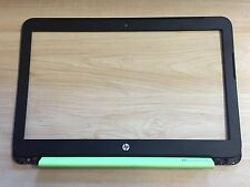 HP STREAM 14-Z SERIES GENUINE LCD SCREEN BEZEL SURROUND EAY08001010 GREEN