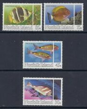Fish Australian Norfolk Islander Stamps