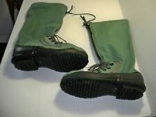 LaCrosse Footwear Men's Extreme Weather Boot N-1B Green Size M Military Vintage