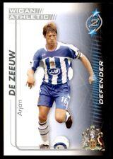 Shoot Out Premier League 2005/2006 - Arjan De Zeeuw (Wigan)