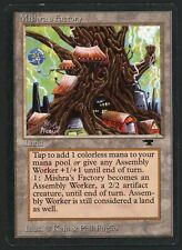 ***1x Mishra's Factory Spring*** MTG Antiquities -Kid Icarus-