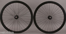 H + Plus Son Formation Face Track Bike Fixed Gear Singlespeed Wheelset Radial