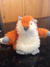 "Manhattan Toy Little Ones Finn Red Fox plush 5"" small soft stuffed animal"