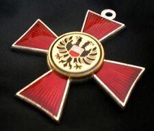 GÖDE Orden Militär Sammlung Hanseatenkreuz Komtur Freie Hansestadt Lübeck 1915