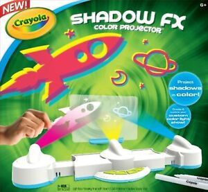 Crayola Shadow Fx Color Projector Brand New