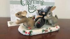 Charming Tails - Skating Party - Fitz & Floyd - 87/103