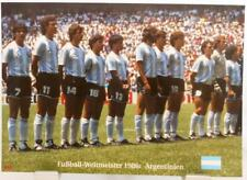 Argentina + CALCIO Weltmeister 1986 + il finale + Fan Big CARD EDITION a30 +