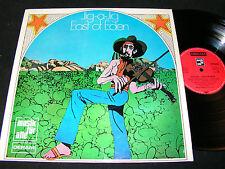 EAST OF EDEN Jig-a-Jig / 70s German LP MUSIK FÜR ALLE DERAM NDM 674