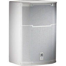 """TWO (2) JBL PRX415M-WH 2-Way 15"""" Passive Speaker (White) NEW Authorized Dealer!"""