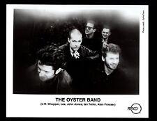 Vintage Original Promo Photo The Oyster Band Ryko Records circa 1992