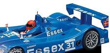 """Scalextric W9995 porsche rs spyder """"essex"""" aile arrière spoiler & miroirs (C3086)"""