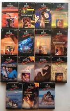 1992 to 1993 HARLEQUIN TEMPTATION lot of 15 pb 415 to 465 RUSH Michaels SANDERS