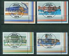 Bund 1974 - 1977 , o , Eckrand Berliner FDC Stempel