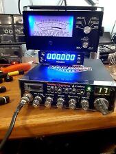 harley davison cobra cb radio 40ch 4 pin 12v parts repair