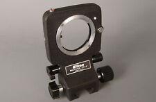 # NIKON PB-6 Objektivstandarte Lens Panel Spare ##
