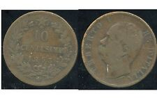 ITALY  ITALIE  10 centesimi  1893 BI   ( aus )