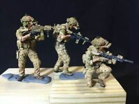 1:35 Modern Kit US Soldiers X65 High Quality Resin 3 FIGURES (NO BASE)