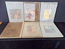 Metropolitan Seminars in Art Set of 6 John Canaday Portfolio 1,2,3,4,6,7 w/Print