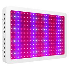 2400W Plus LED Grow light Full Spectrum lamp for plants Flower Growing 110V 220V