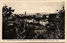 CPA   Saint-Julien-en-Genevois -Vue Générale prise du Cháteau de Ternier(439667)