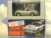 CORGI JAMES BOND 007 ASTON MARTIN DB5 THUNDERBALL 50TH ANNIV. IN SILVER CC04206