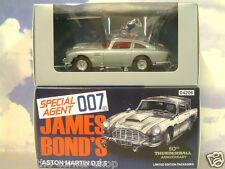 CORGI JAMES BOND 007 ASTON MARTIN DB5 THUNDERBALL 50TH ANNIV. IN SILVER CC04206