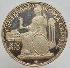GUINEA EQUATORIAL -AG/ 150 PESETAS 1970  ROMA CAPITALE