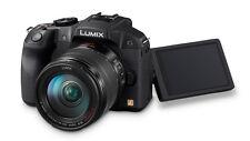 Panasonic Lumix DMC-G6 Kit mit 14-140mm Objektiv Neuware schwarz G6HEG-K