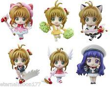 Cardcaptor Sakura Petit Chara Fuuin Kaijo Hen Figure Complete Version A - Last O