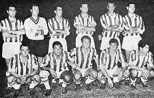 JUVENTUS FOOTBALL TEAM PHOTO>1960-61 SEASON