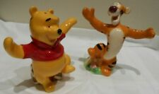 Salt & Pepper Shakers Winnie The Pooh and Tigger