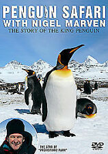 Penguins Safari With Nigel Marven The Story Of The King Penguin DVD 2007