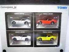 TOMY TOMICA LIMITED TOYOTA 2000GT 4 MODELS SET Mini Car Rare NEW