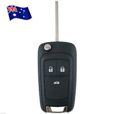 FOR Holden Barina Cruze Trax 3 Button Remote Flip Key Blank Shell Case Enclosure