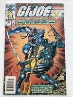 GI Joe 150, Marvel 1994, Low Print, Newsstand, Snake Eye Vs Cobra Commander