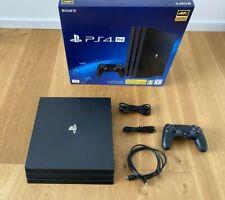 Sony PlayStation 4 pro 1 TB 2 Wireless Controller