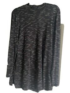Marks And Soencer Per Una Ladies Multi Coloured Top Size 18