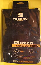 Tucano Piatto Folio Case for the Motorola Xoom Black New